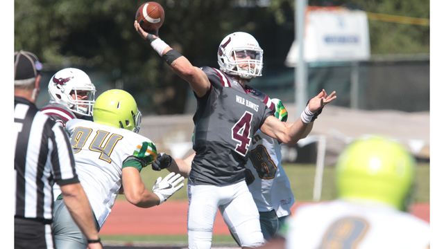 McM's Hurley named ASC Offensive Player of the Week