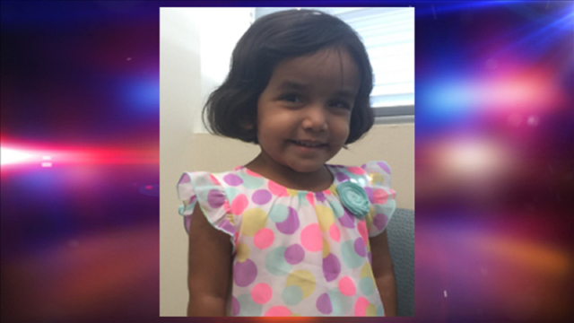 Amber Alert continues for 3-year-old Texas girl, father arrested