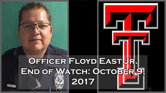 Texas Tech officer shot, killed after only 5 months of service