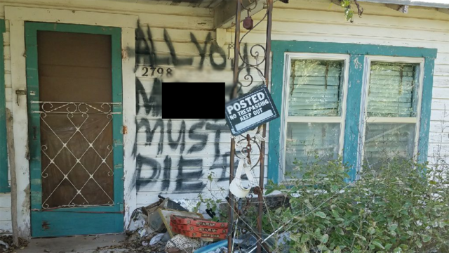 'All you n****** must die' painted on north Abilene home, police investigating