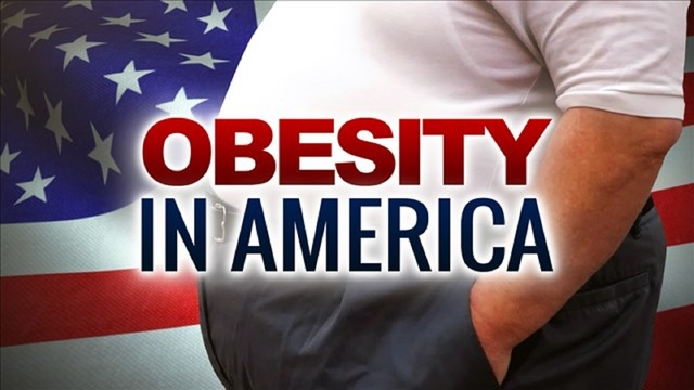 Obesity among US adults reaches all-time high