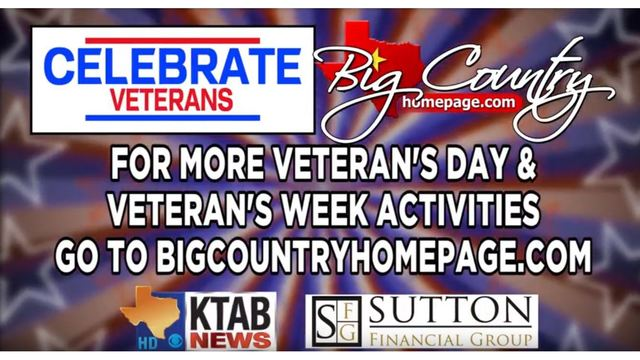 KTAB to broadcast Abilene Veterans Day Parade