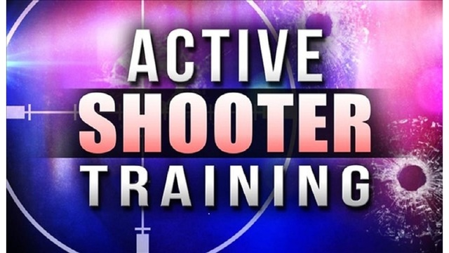 Active shooter training course for citizens