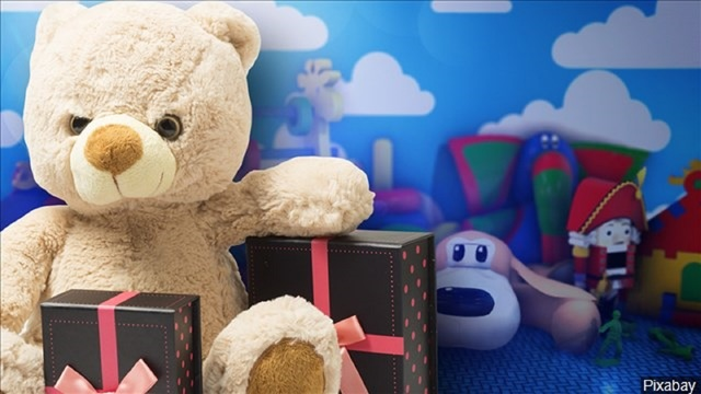 Report lists most unsafe  toys this holiday season
