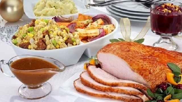 Free holiday meals and restaurants open for Thanksgiving 2017