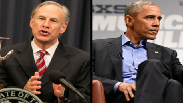 Woman charged with mailing explosives to Obama and Greg Abbott. The Texas governor opened his.