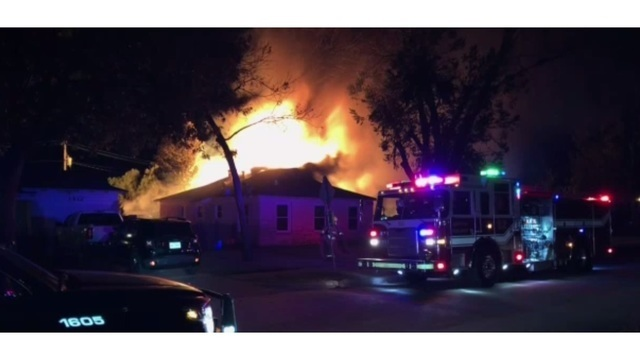 4 killed, including 2 children, in Garland house fire