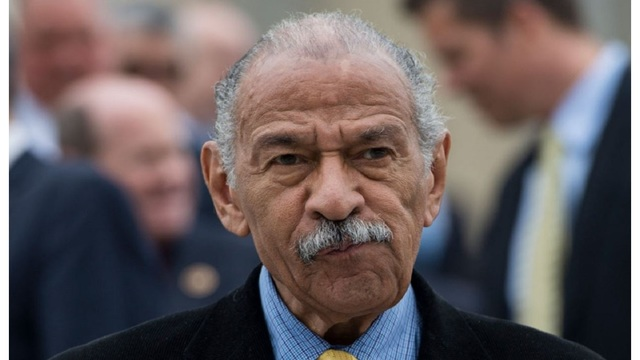Conyers steps down as ranking member of Judiciary Committee amid sexual harassment investigation
