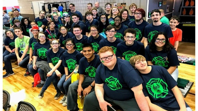 ATEMS robotics team heading to state championship