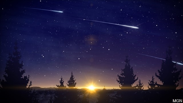 Biggest meteor shower of year due tonight