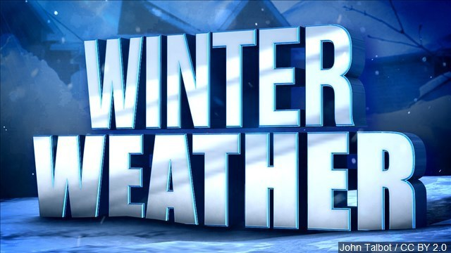 'Freezing drizzle', icy conditions expected in Abilene, Sweetwater through noon
