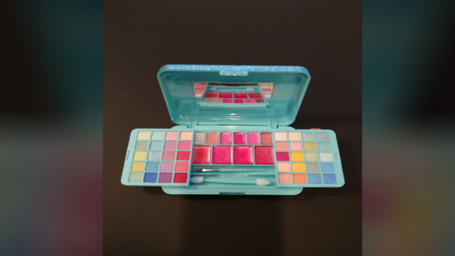 Claire's pulls products after children's makeup tests positive for asbestos