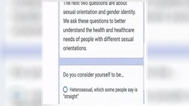 Questions for 6th graders on drug use, gender identity outrage parents