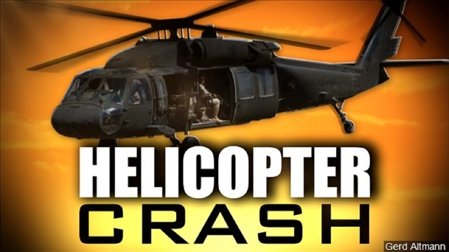 FAA: Helicopter with 6 aboard crashes in northern New Mexico