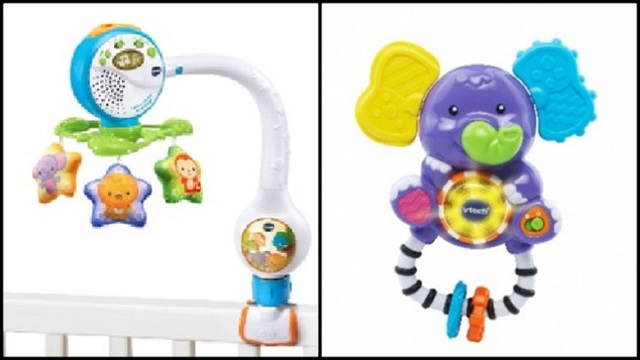 VTech Recalls Rattles Due To Choking Hazard