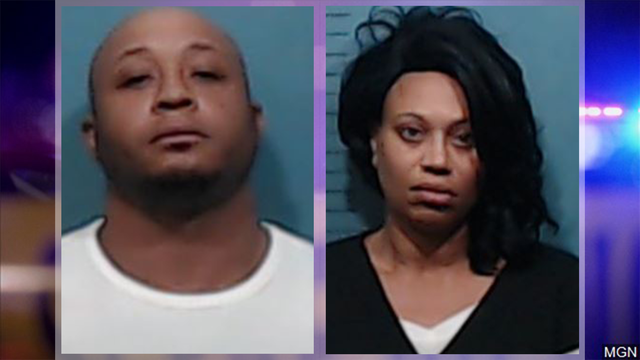 11 ounces of marijuana seized from Abilene home, 2 suspects arrested