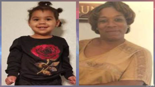 Amber Alert issued for Texas 2-year-old