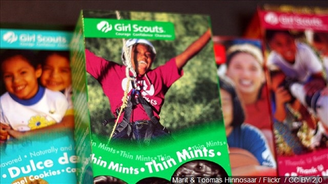 Bag of cash reported stolen from Abilene girl scouts