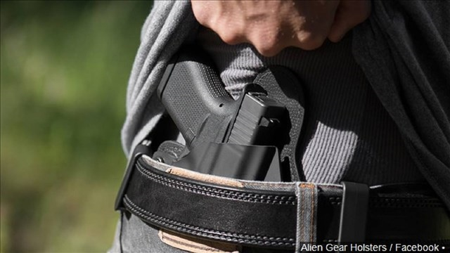 Concealed carry school districts hope to protect students