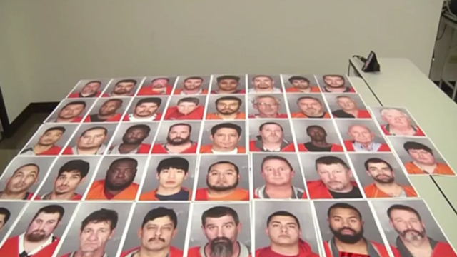 700+ Arrested in Superbowl Sex Trafficking Sting