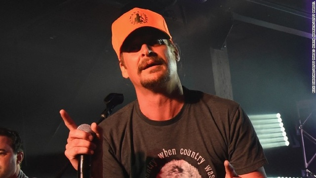 75e9eb0a3 Kid Rock may be running for a place in the Senate