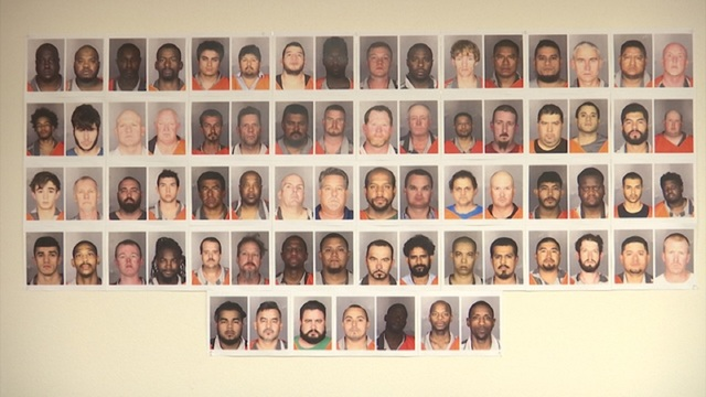 Over 70 arrested in central Texas prostitution sting
