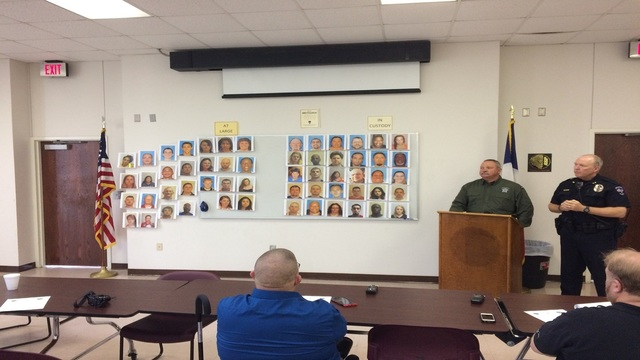 57 suspected drug dealers targeted during Brown County's 'METHodical' operation