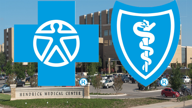 Negotiations between Blue Cross Blue Shield and Hendrick Medical Center extended