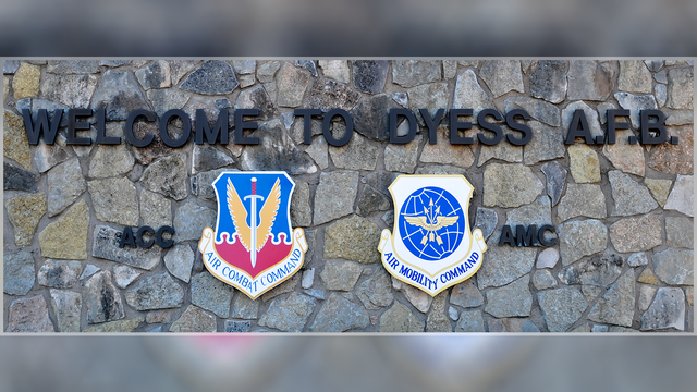 Dyess AFB receives $282,000 state grant for security upgrades