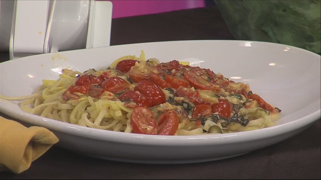 Olive Garden debuts new healthy dishes