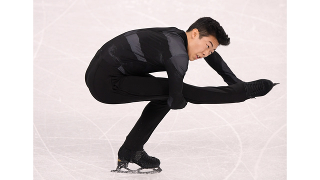 Nathan Chen team event