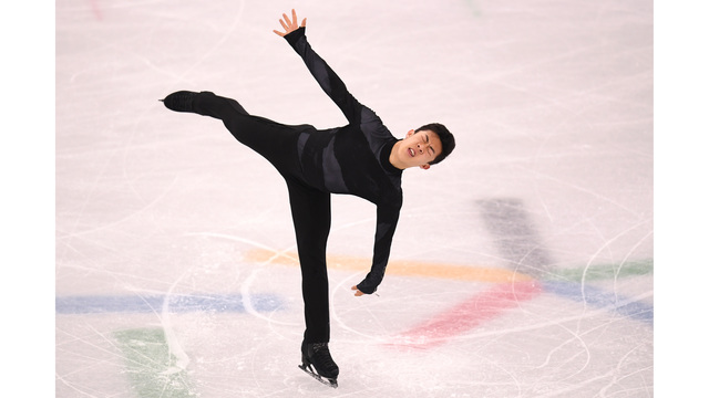 nathan chen competes