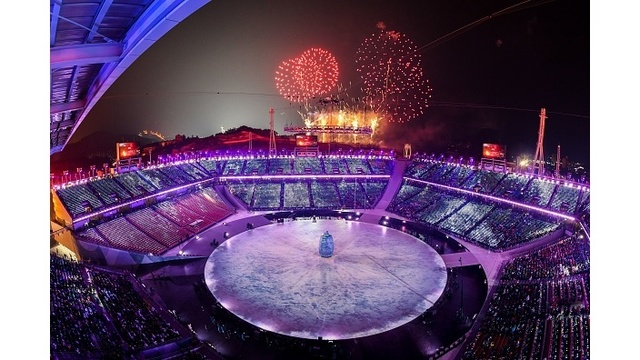 Highlights from the South Korea 2018 Opening Ceremony 13
