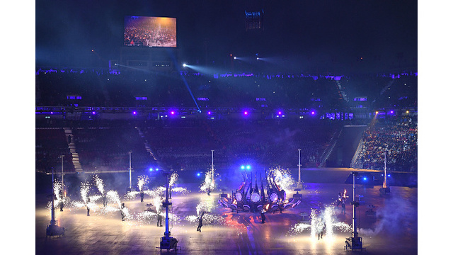 Highlights from the South Korea 2018 Opening Ceremony 2