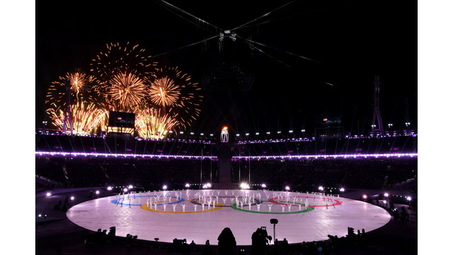 PHOTOS: South Korea 2018 closing ceremony