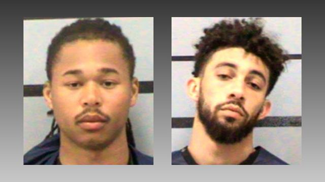 Four Texas Tech football players arrested
