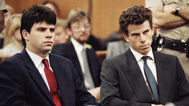 Menendez brothers who killed parents reunited in prison