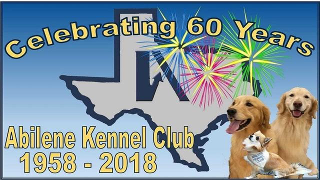 Abilene Kennel Club to celebrate 60 years with annual dog show