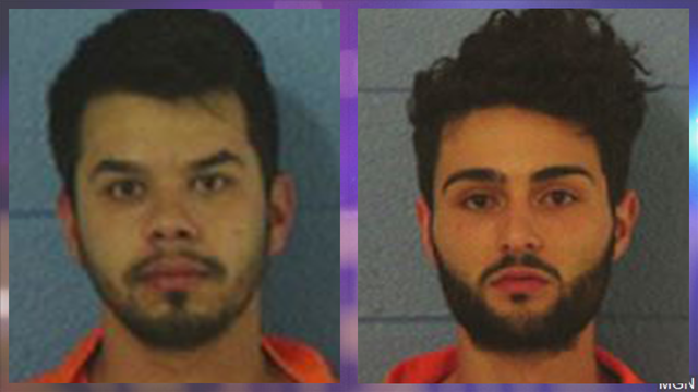 2 drivers arrested and charged with animal cruelty in West Texas