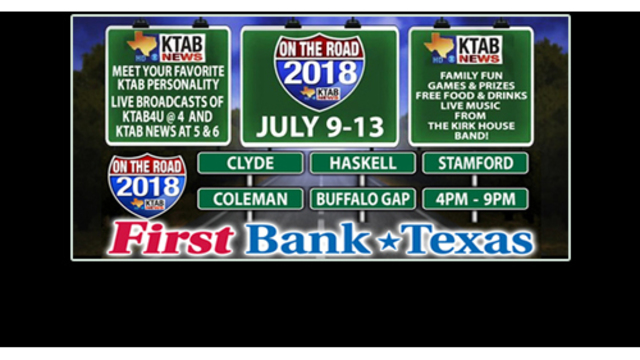 KTAB's 'On the Road' is back for 2018… and better than ever!