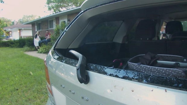 Michigan mom says 911 refused to send help with 2-month-old trapped in hot car