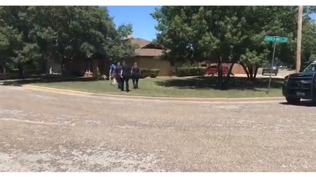 Search underway in south Abilene for accused car thief