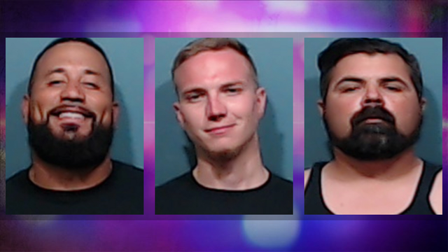 Trio of Abilene Bandido bikers accused of violently robbing rival club member