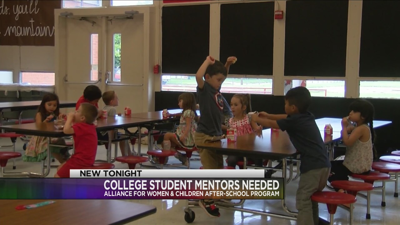 Alliance For Women And Childrens After School Program Creating Escape For College Students
