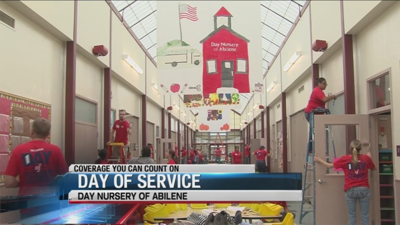 Day Of Service For First Financial Bank