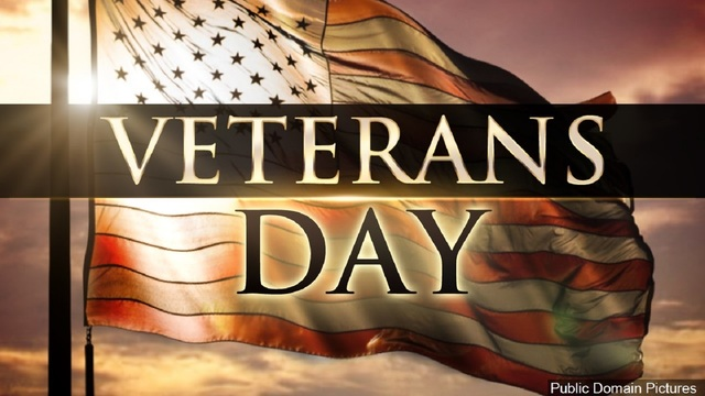 Big Country Veterans Day Freebies 2018