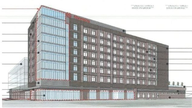 Taylor County commissioners decline to offer tax break for Abilene's downtown hotel project