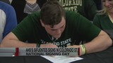 Abilene High's Sifuentes signs NLI with Colorado State