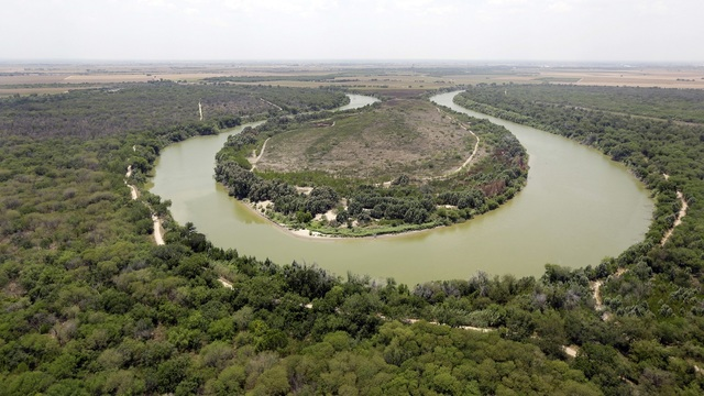 Butterfly Center asks judge to stop Texas border wall