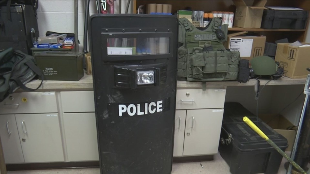 Brownwood Police working to get new tactical gear